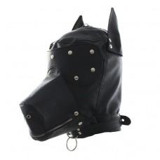 БДСМ маска собаки