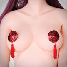 Наклейки на грудь (стикини, пэстисы)