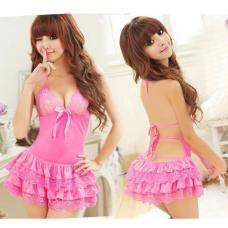 Сексуальный Пеньюар Розовый