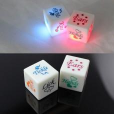 Светящиеся кубики