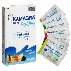 Мужской возбудитель KAMAGRA ORAL GELLY (ГЕЛЬ)
