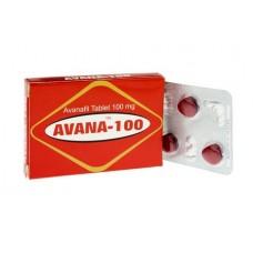 Мужской возбудитель AVANA 100 mg
